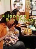 *7月生まれさんお誕生日おめでと〜〜〜う*